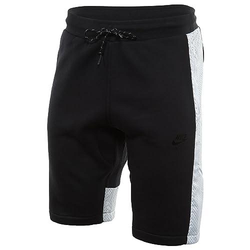 e8f12858be09 Amazon.com  Nike HYB FLC Short-AIR Mens 727363-063  Sports   Outdoors