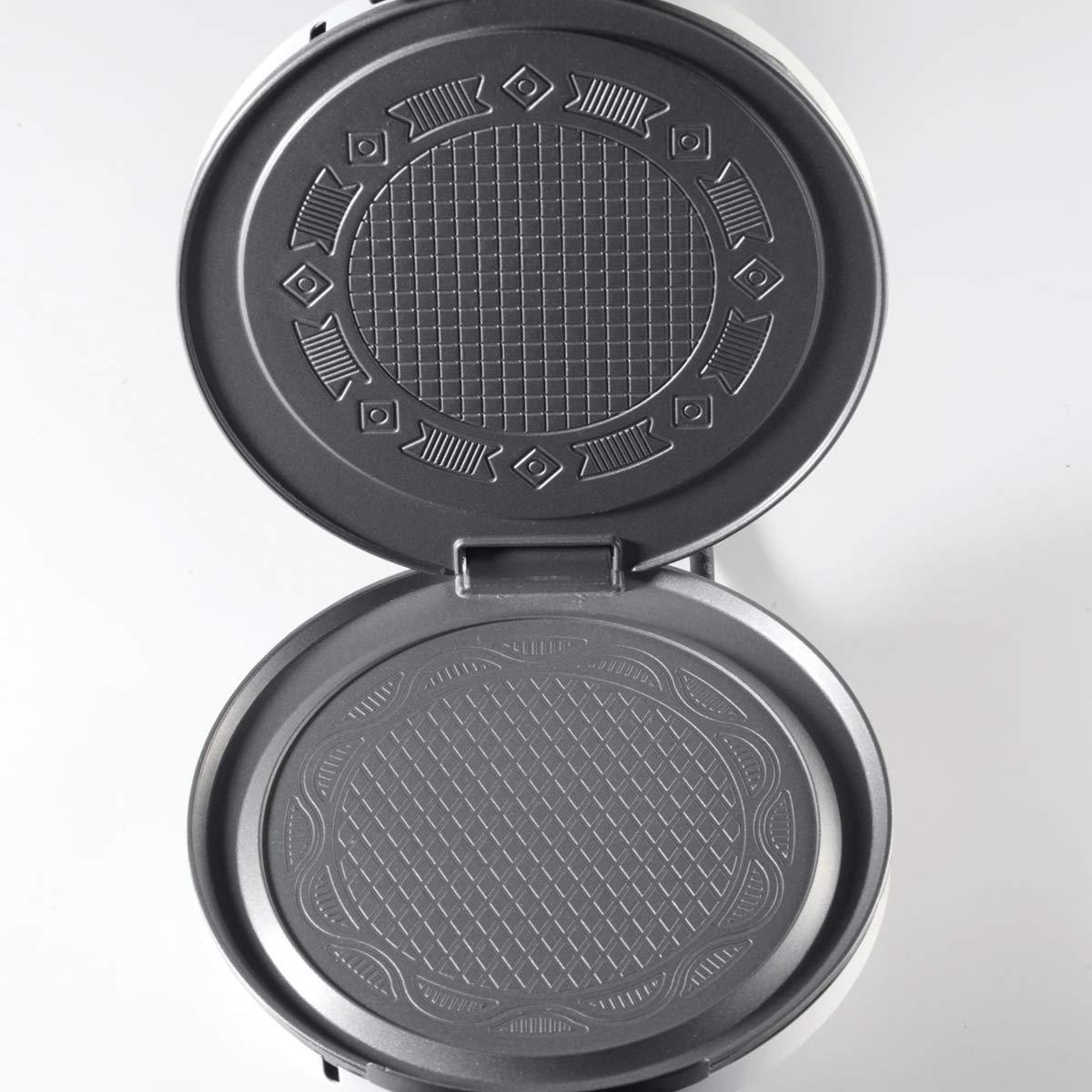 white Cloer 261 waffle maker