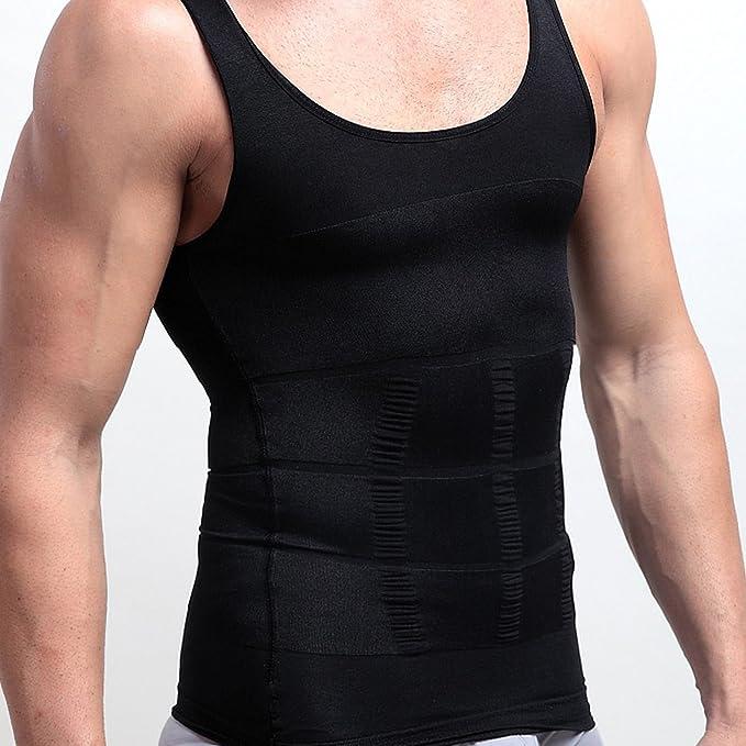 190b419a41cc17 semen Herren T-Shirt Basic Tank Top Muskelshirt Slim Fit Jogging Sport  Streetwear Aktiv Tops Sweatshirt  Amazon.de  Bekleidung
