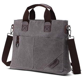 Tasche Herrentasche Umhängetasche Schultertasche mit Handgriff Griff