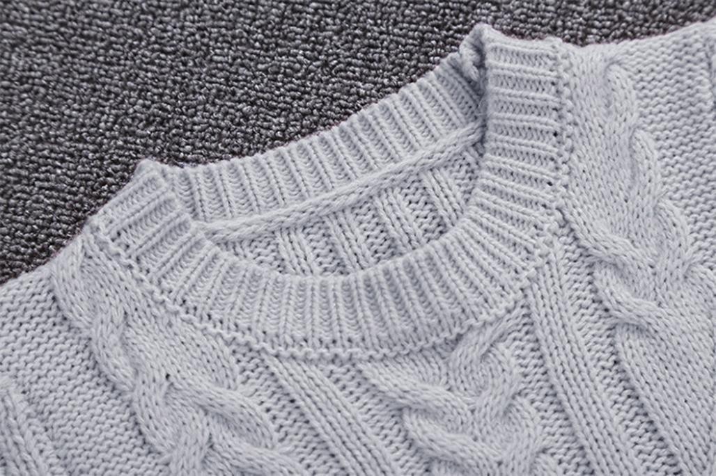 Bebé Chica otoño invierno tops Amlaiworld Bebé suéteres de niña Jersey de ganchillo vestido tutú Tops ropa 2-7 Años (Tamaño:2-3 Años, Gris): Amazon.es: ...