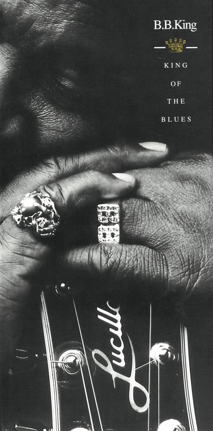King Of The Blues [4 CD Box Set] by Geffen