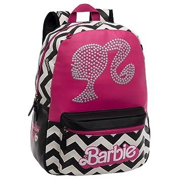 Mattel Barbie Dream Mochila Escolar, 16.13 litros, Color Rosa: Amazon.es: Equipaje