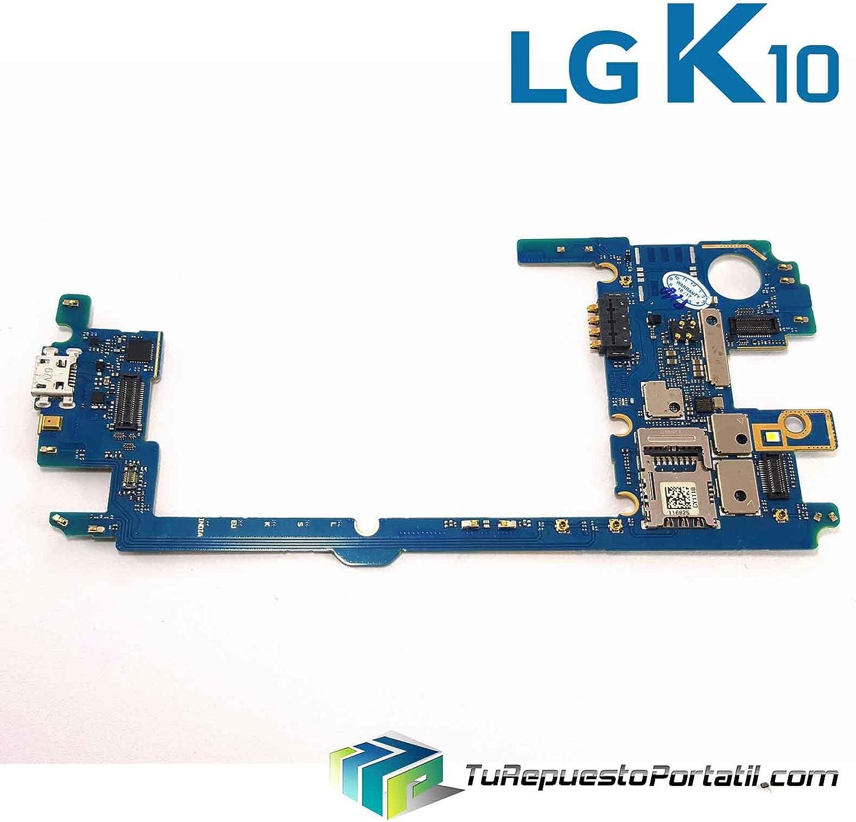 Placa Base Motherboard LG K10 4G K420N (2016)16 GB Libre: Amazon ...