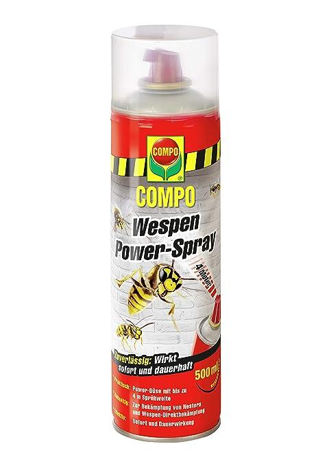 Geliebte COMPO Wespen Power-Spray, Inkl. Power-Düse, Sofort- und &DD_02