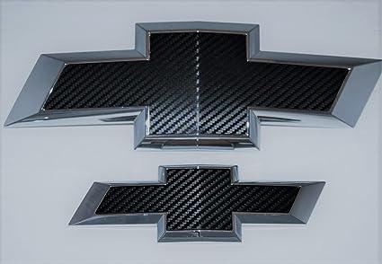 Amazoncom 2016 Chevy Tahoe Black Carbon Fiber Billet Aluminum