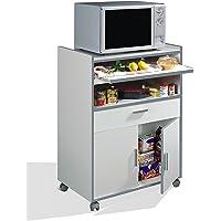Habitdesign 009910O - Mueble auxiliar mesa cocina