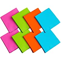 Party Essentials Servilletas de papel para cena, 2 capas