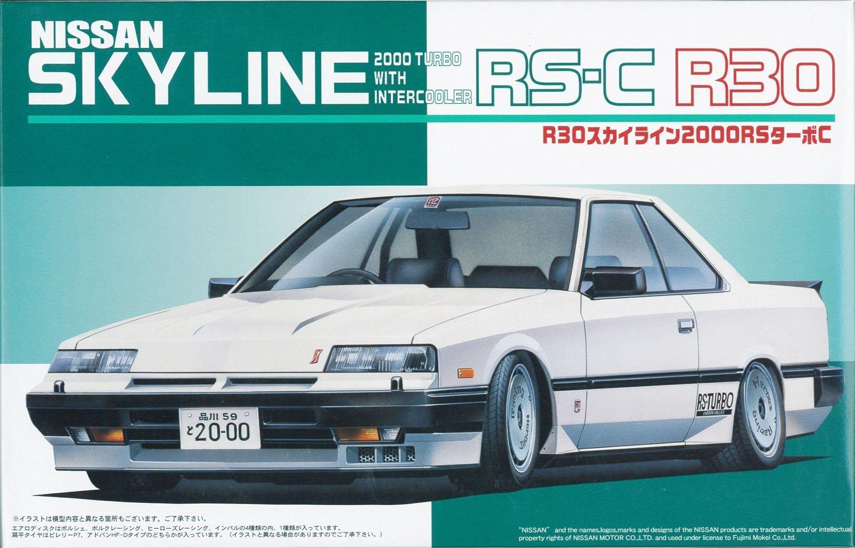 ID112 1/24 Nissan Skyline 2000 Turbo with Intercooler RS-C R30 (japan import): Amazon.es: Juguetes y juegos