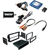 PAC RP5-GM31 Radio Replacement Interface with Built-In OnStar Package for 2007-2012 Yukon/XL/Denali Vehicles
