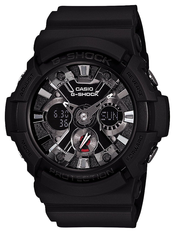 [カシオ]CASIO 腕時計 G-SHOCK ジーショック GA-201-1AJF メンズ B005ZYVDOI