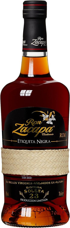 Ron Zacapa Centenario 23 Años Etiqueta Negra EDICIÓN LIMITADA