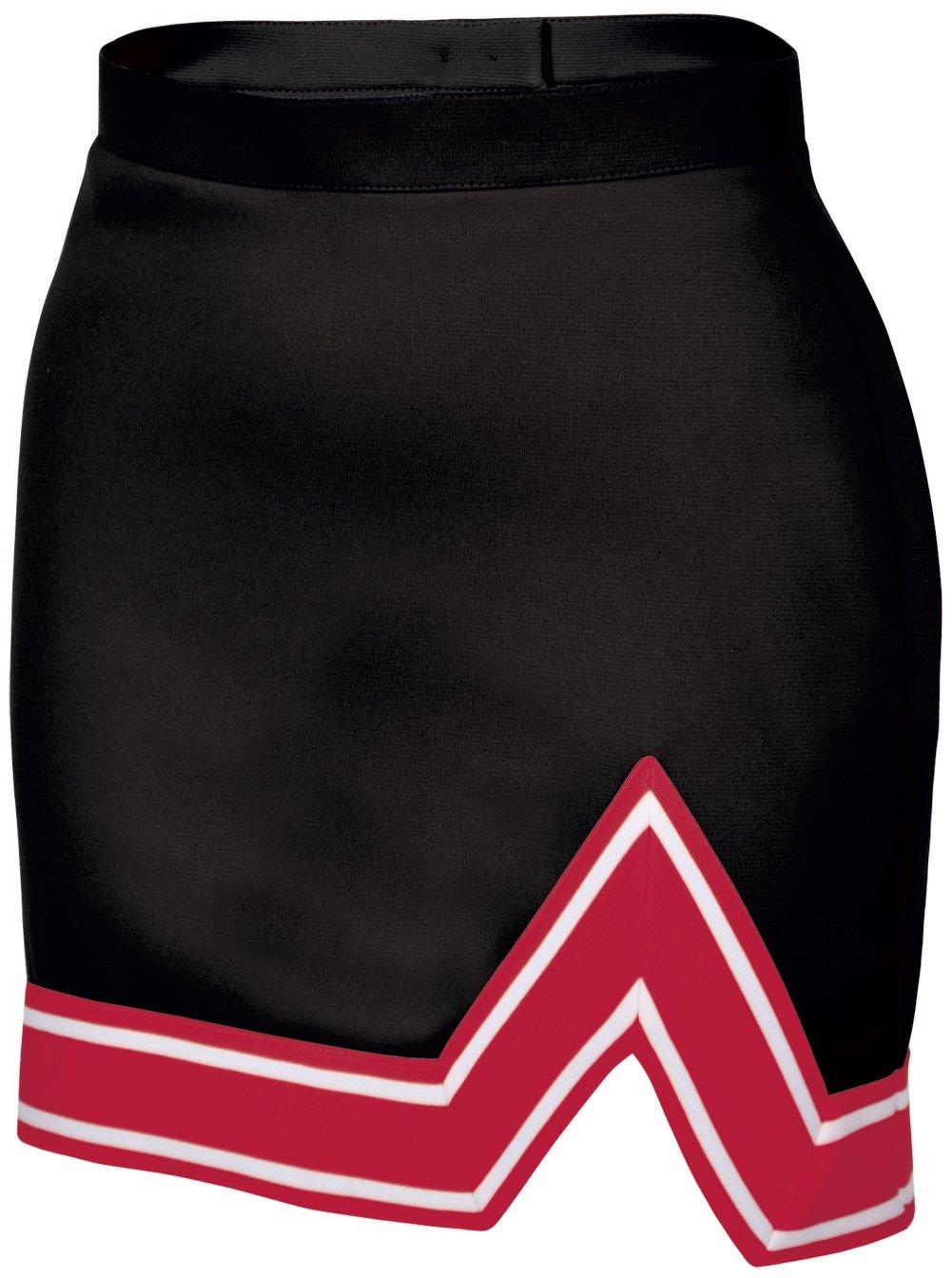 Chassé Womens' Blaze Skirt Black/White/Red Adult X-Small