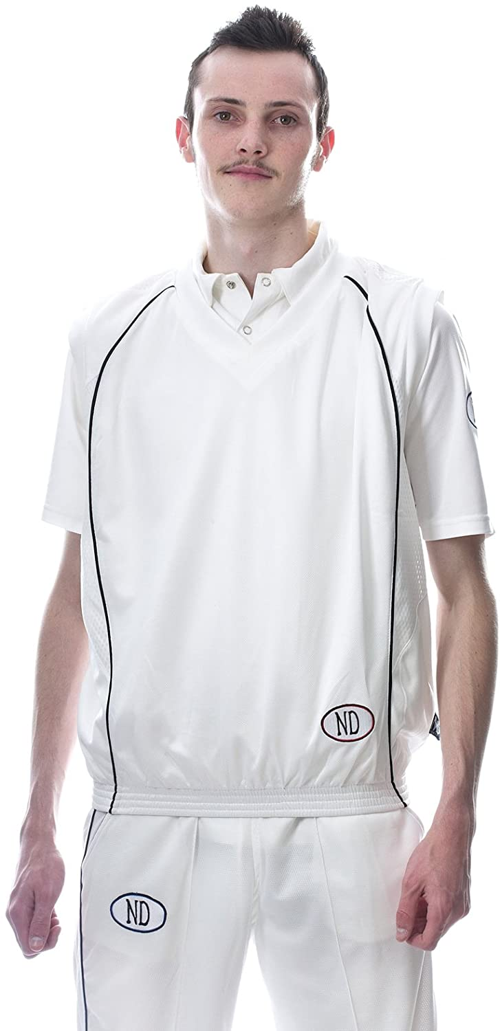 New Only Cricket Players Sleeveless Jumper Mb 9-10 Years