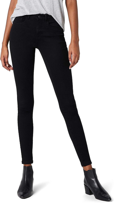 Only Royal Soft REG Skin Jegging Black Noos Pantalones para Mujer
