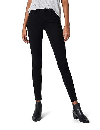 0bf1881e36b4 ONLY Damen Skinny Hose ROYAL SOFT REG SKIN JEGGING BLACK NOOS  Amazon.de   Bekleidung
