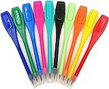 20Pcs Golf Ball Marker Scoring Pens Scorecard Pencils Set