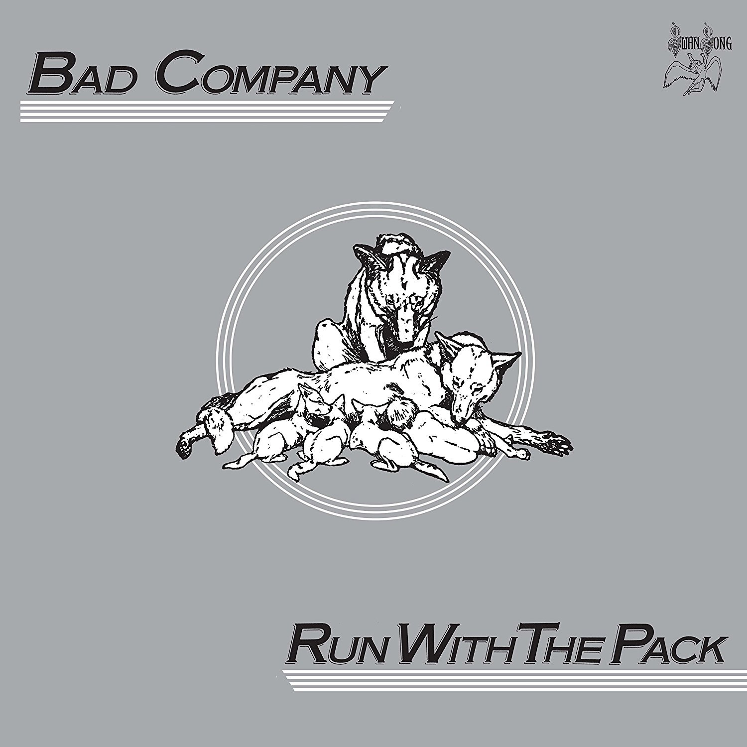 Bad Company - Run With The Pack [Deluxe Edition] (2017) [WEB FLAC] Download