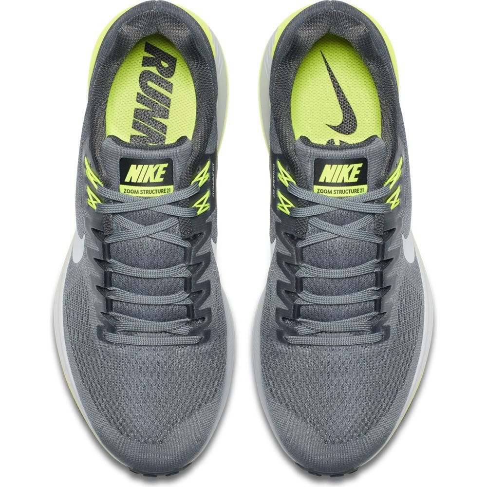 1c3059a5363aa Nike Air Zoom Structure 21 4e Mens 904697-007  Amazon.co.uk  Shoes   Bags