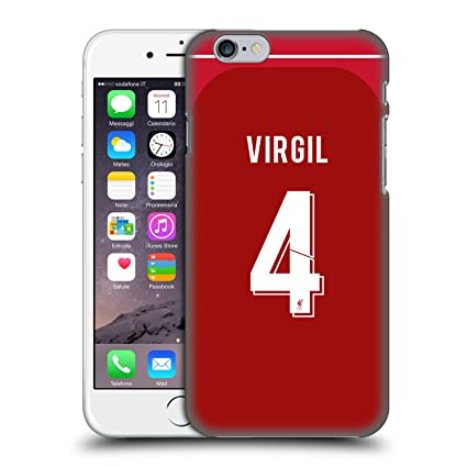 Amazon.com: Liverpool 2018/19 - Carcasa rígida para iPhone 6 ...