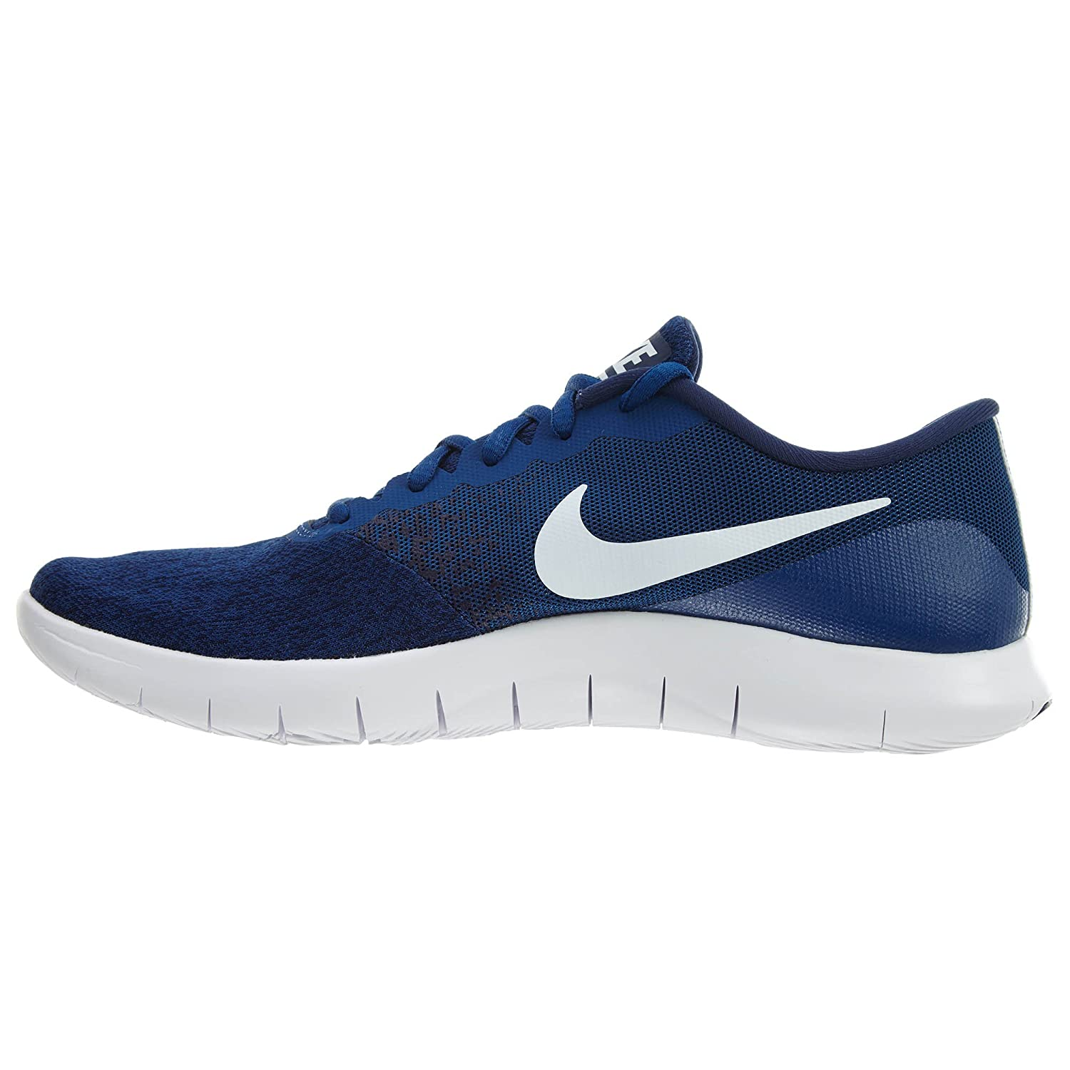 NIKE Herren Flex Gym Contact Laufschuhe, Schwarz, UK Gym Flex Blue/White-binary Blue 24ddf4
