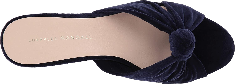 Loeffler Randall Women's Celeste-Cvl Slide Sandal B07BYW6VP3 10 B(M) US|Eclipse