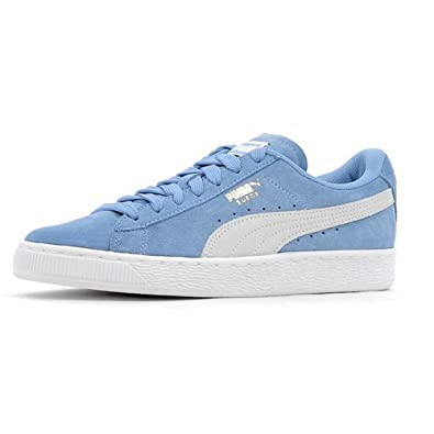 083f9f60482c Puma Womens Suede Classic Trainers in Allure White  Amazon.co.uk ...