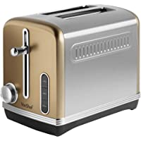 VonShef Champagne Kettle and Toaster Set
