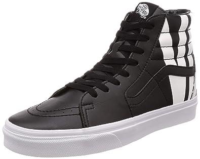 595246020e Vans Unisex SK8-Hi Classic Tumble Skate Shoe (11.5 D(M) US