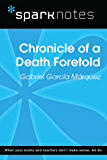 Chronicle of a Death Foretold (SparkNotes Literature Guide) (SparkNotes Literature Guide Series)