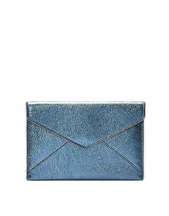 leather handbag leo clutch HS18GMTC17422 Rebecca Minkoff 2fjFoYkso