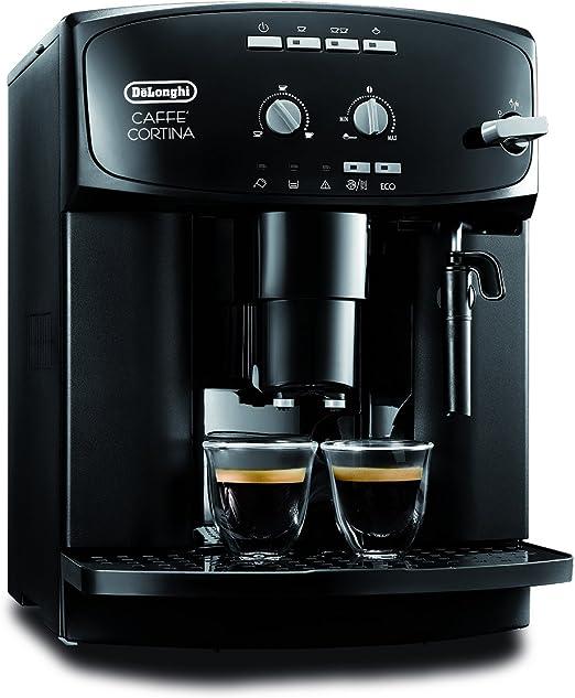 DeLonghi ESAM 2900 - Cafetera automática, 1.8 l, color negro ...