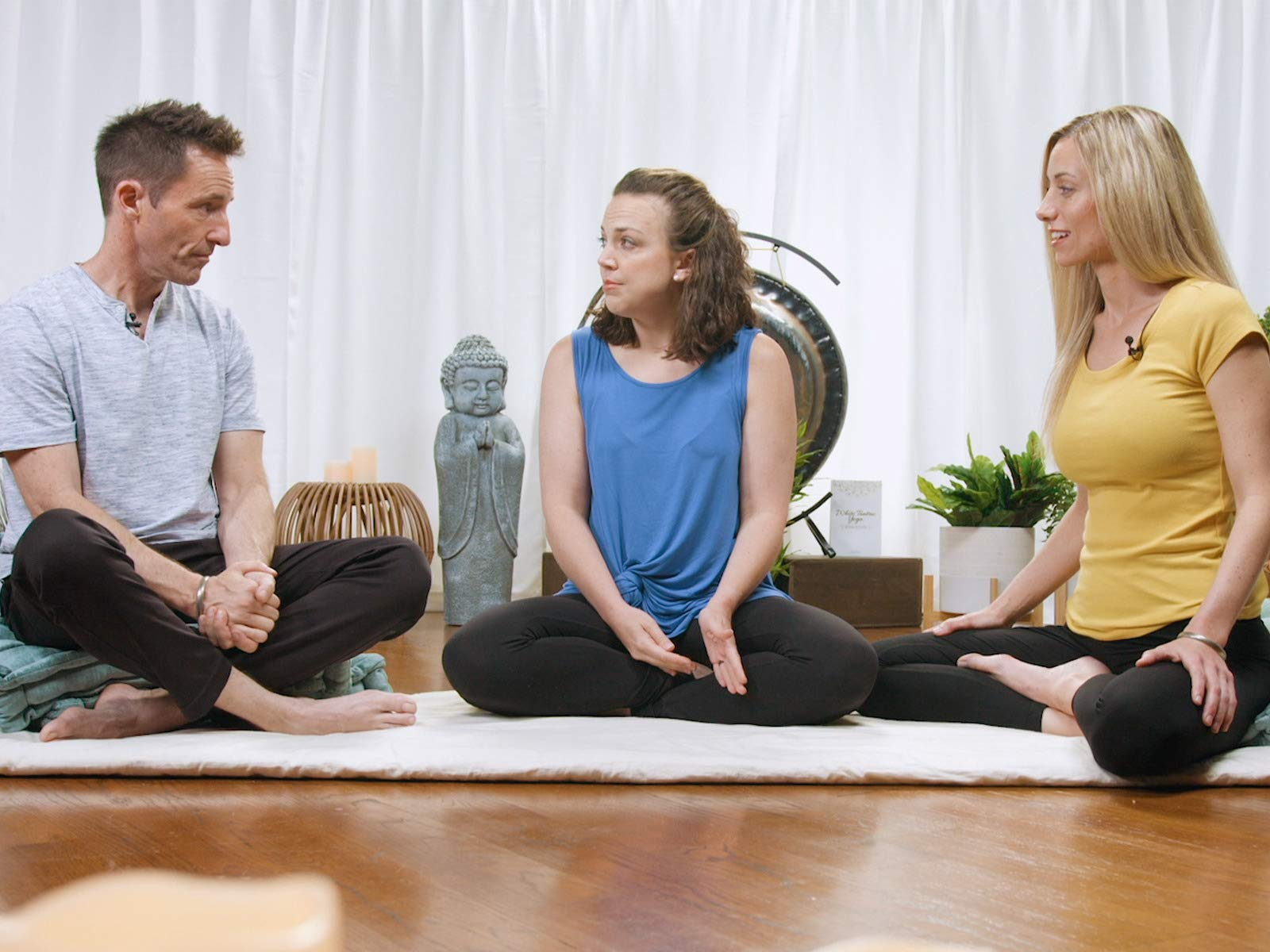 Watch Yes & Yoga | Prime Video