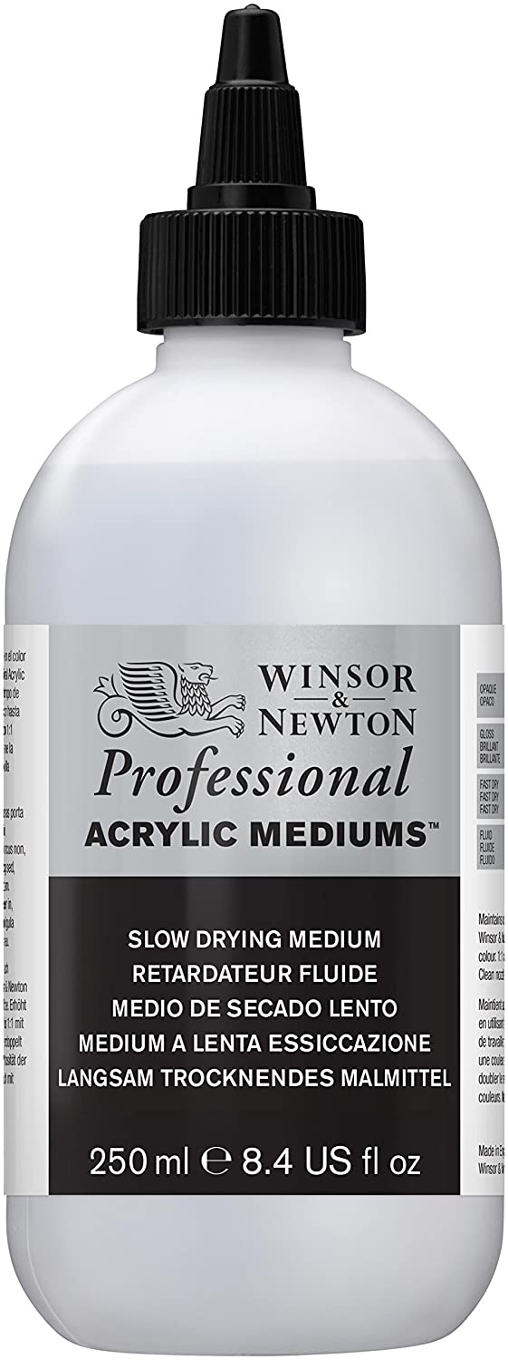 Winsor & Newton Professional Acrylic Medium Varnish Remover, 125ml 3030933