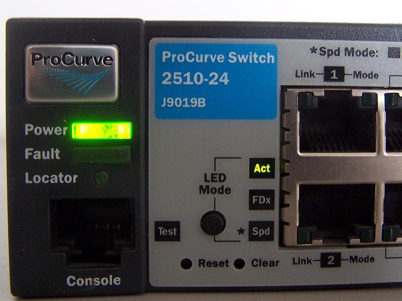 HP Procurve 2510-24 Managed Ethernet Switch (J9019B#ABA)