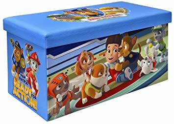 Merveilleux The FHE Group Nickelodeon Foldable Storage Bench, Paw Patrol: Amazon.ca:  Home U0026 Kitchen