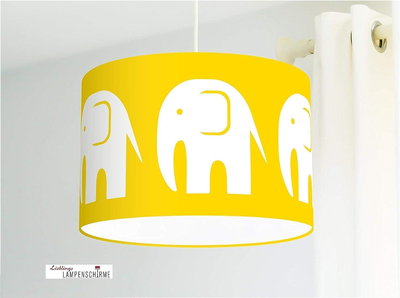 Lampe Babyzimmer Elefanten