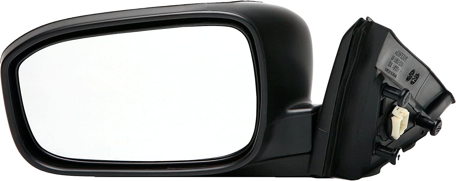 Heated//Folding for Select Honda Models Black Dorman 955-1692 Driver Side Power Door Mirror