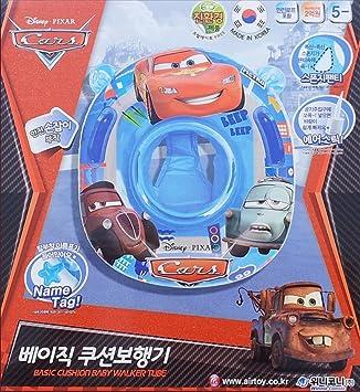 Amazon.com: Disney Pixar Cars Basic cojín bebé Flotador: Baby