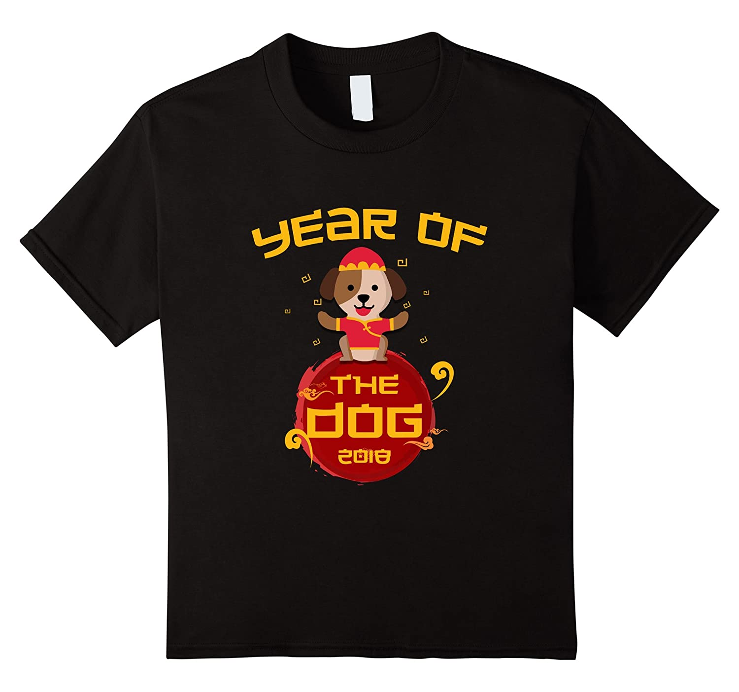 2018 shirt year Large Black-Awarplus