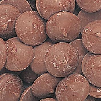 Amazon.com : Guittard Brown Milk Chocolate Melting Chocolate ...
