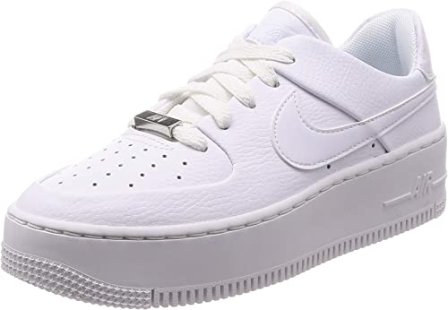 nike air force one gris femme