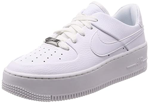 Nike Damen Air Force 1 Sage Low Ar5339 100 Sneaker