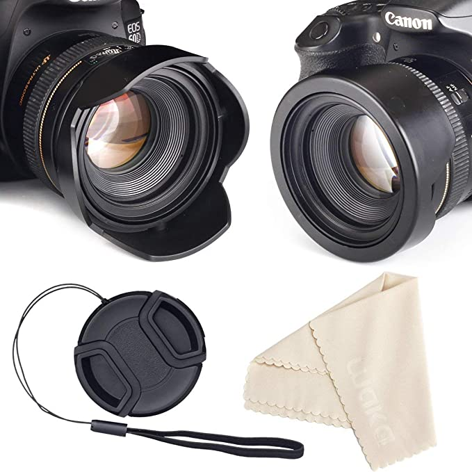 Review waka 52mm Camera Lens