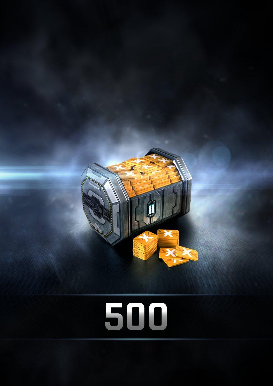 EVE Online: 500 PLEX: [Game Connect]