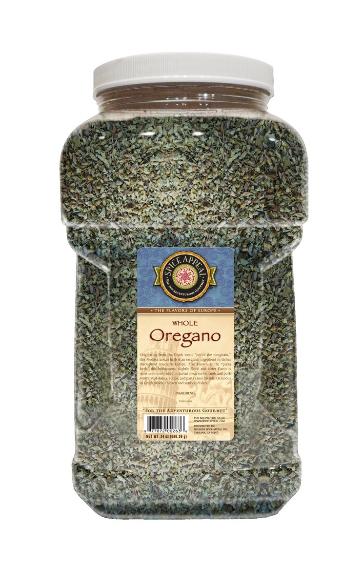 Spice Appeal Oregano Whole, 24 Ounce by Spice Appeal (Image #1)