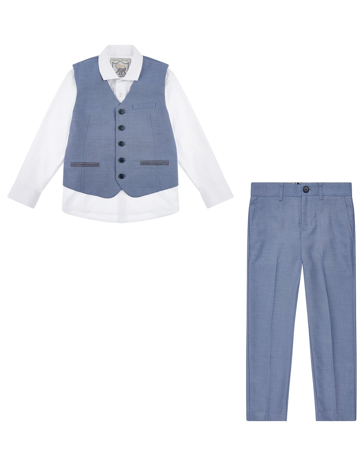 Monsoon Lane 3PC Suit Set - boys - 8 Years