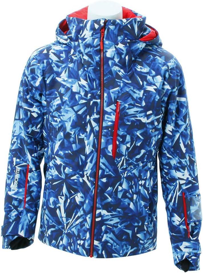 デサント(デサント) S.I.O ジャケット 60 DWUMJK54 IBL スキーウェア メンズ ブルー 4L