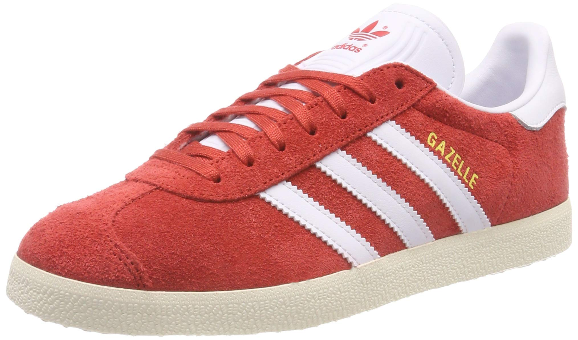 red trainers adidas
