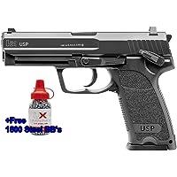 Umarex H&K USP .177 Co2 Airgun BlowBack Pistol w/Free BB's